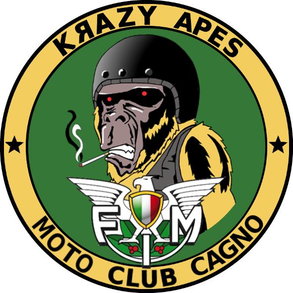 Krazy Apes Moto Club Cagno FMI