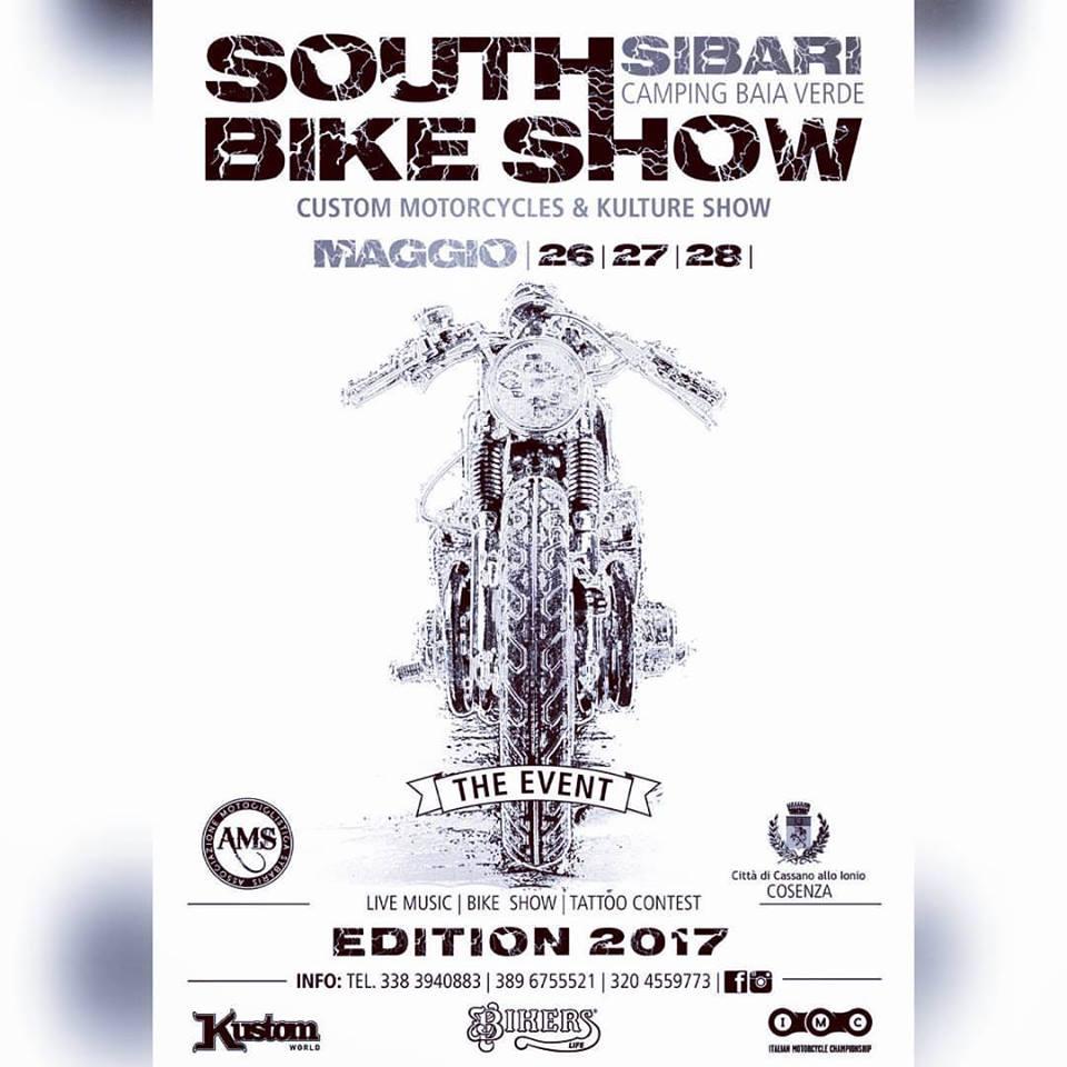 SOUTH BIKE SHOW 2017