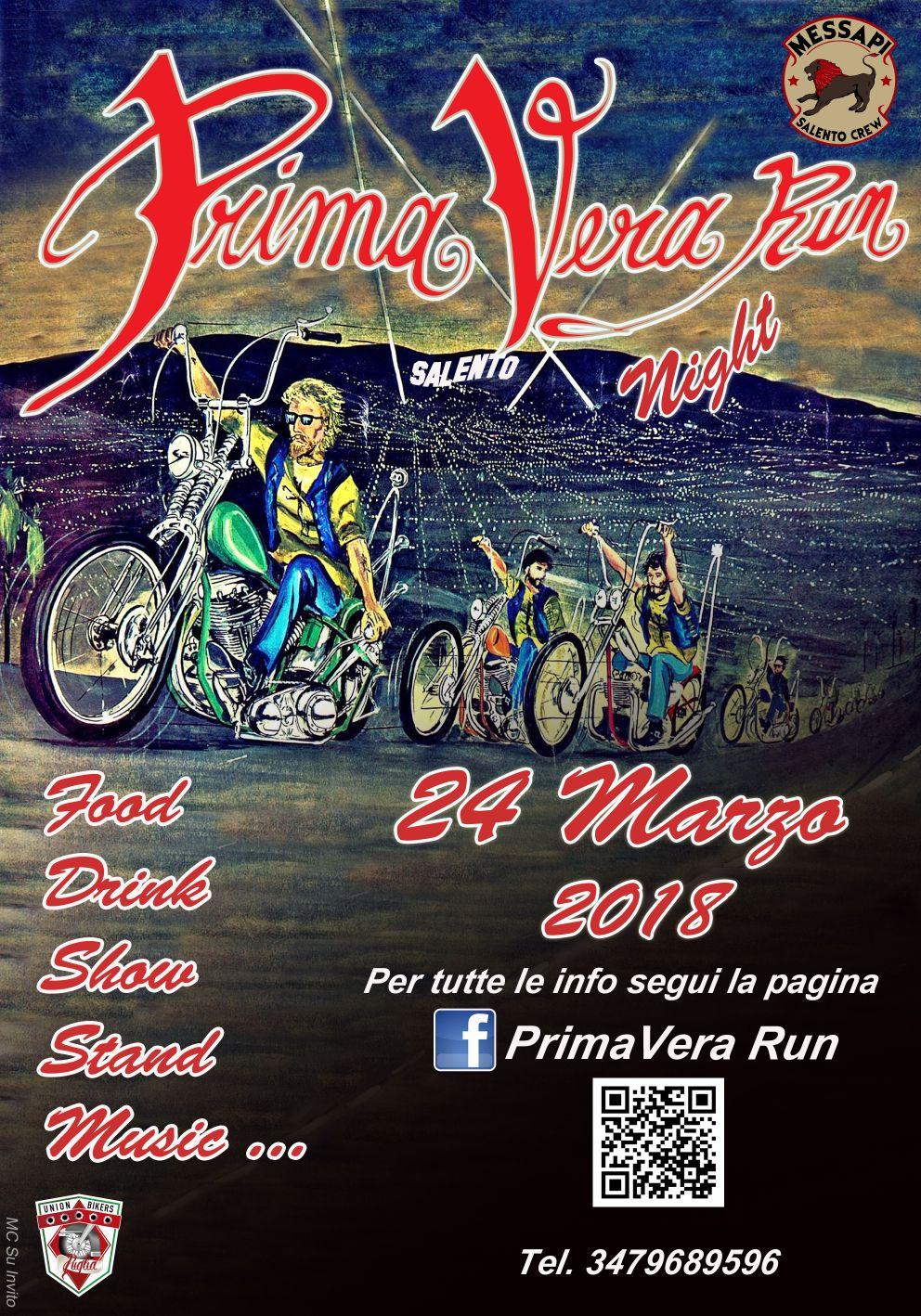 PrimaVera Run 2018