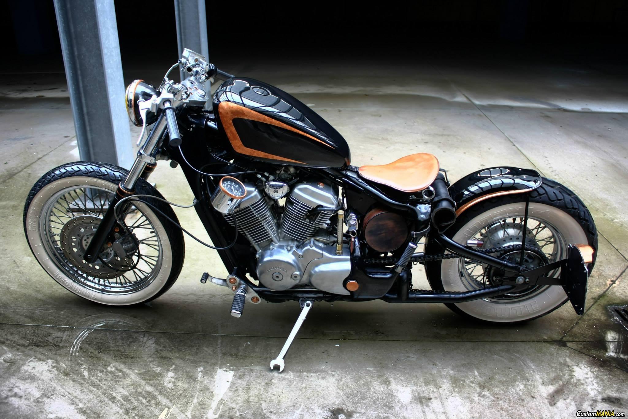 The Copper Bobber