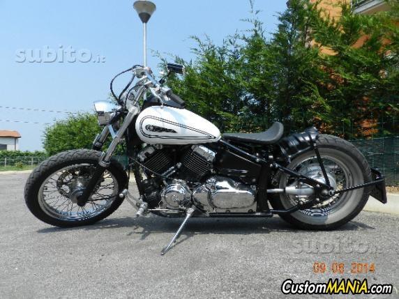 Schema Elettrico Yamaha Dragstar 650 : Bobbysixkiller custommania