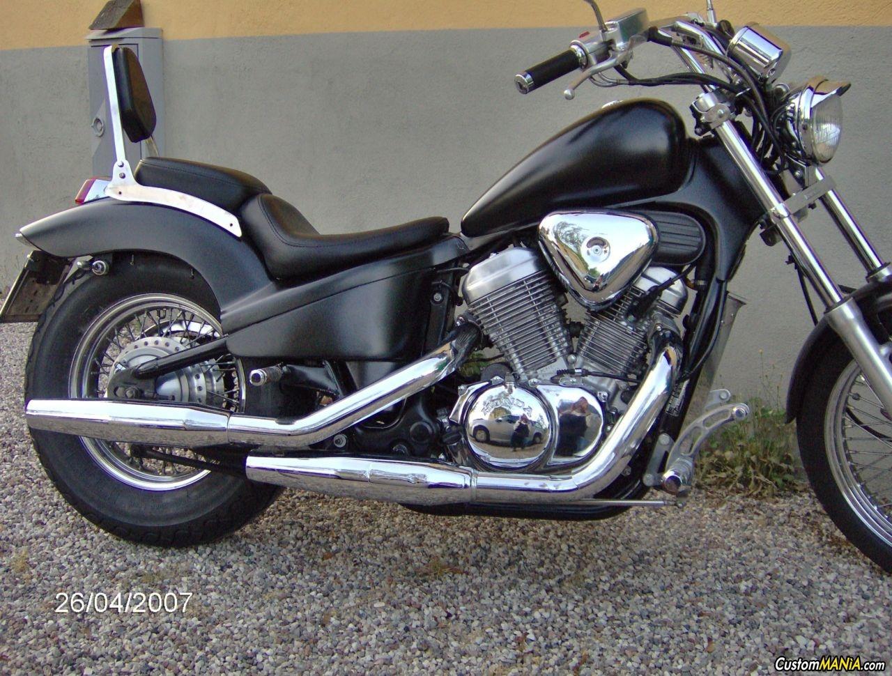 Schema Elettrico Honda Shadow 600 : Schema elettrico honda shadow