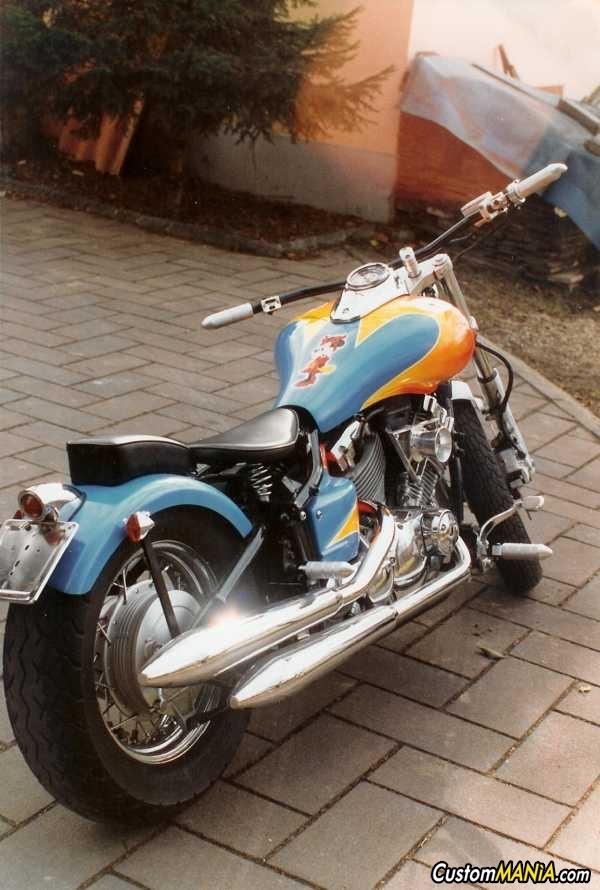 Schema Elettrico Yamaha Dragstar 650 : Minnie page custommania