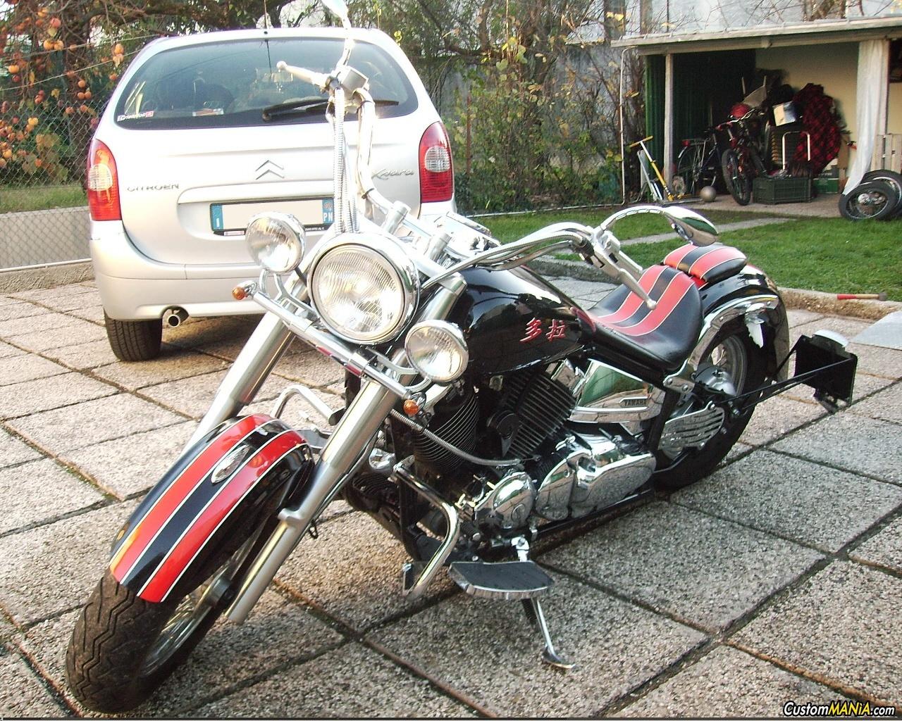 Schema Elettrico Yamaha Dragstar 650 : Dragstar xvs classic custommania