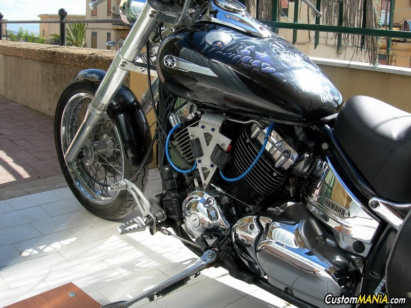 Schema Elettrico Yamaha Dragstar 650 : Yamaha dragstar custommania