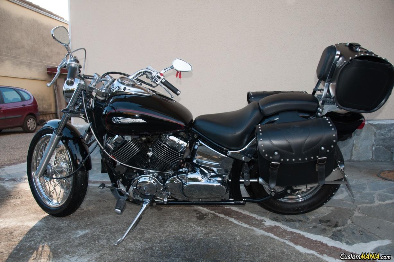 Schema Elettrico Yamaha Dragstar 650 : Yamaha xvs drag star custommania