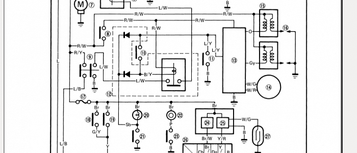 Schema Elettrico Yamaha Virago : Virago non fà scintilla custommania