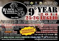 Black Lions 9° Year 2014