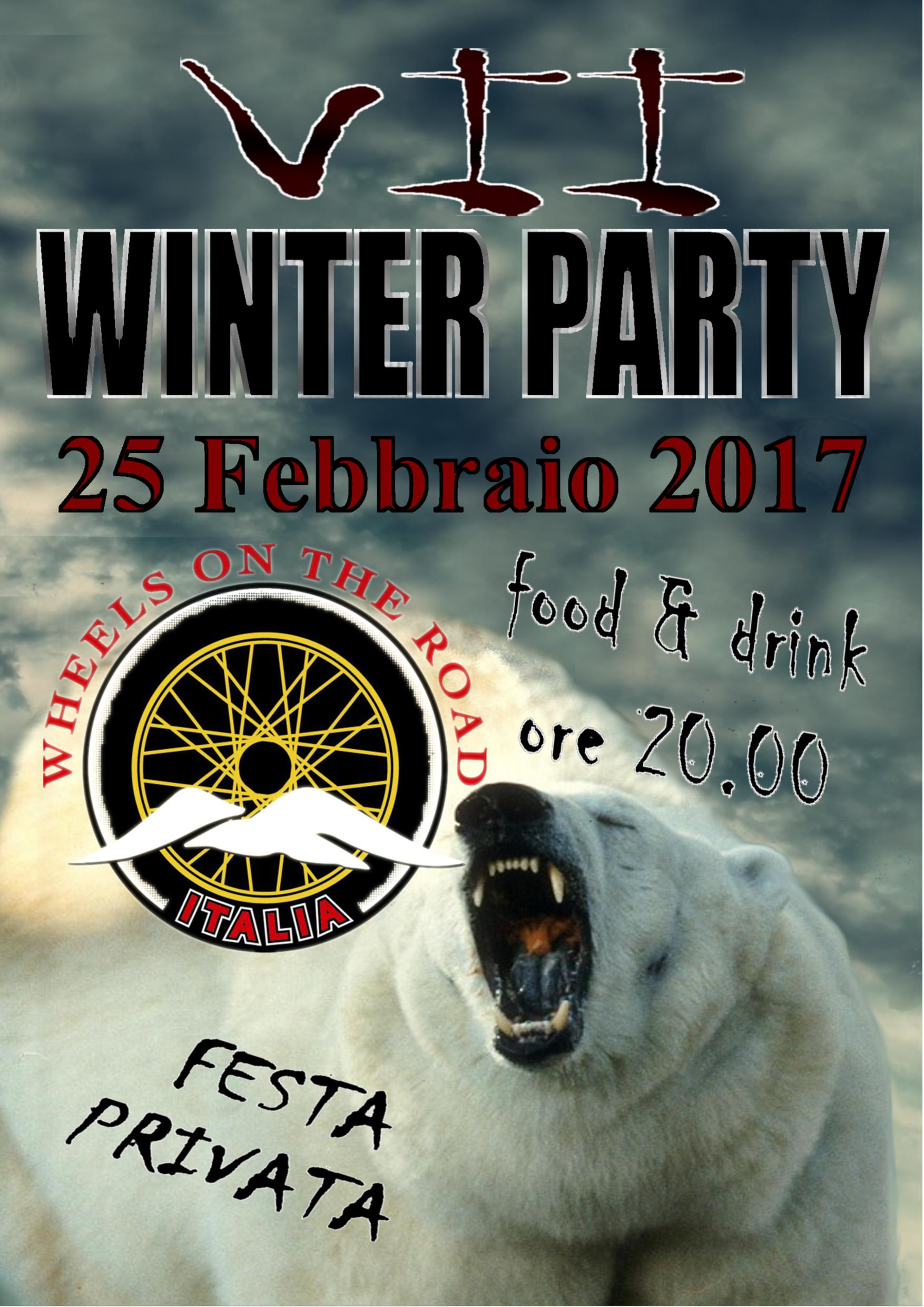 VII° Winter Party
